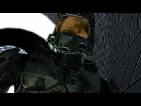 Halo 2 Ending Cutscene Finish this fight.avi