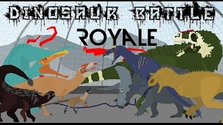 UEF: Dinosaur Battle Royale (Collaboration with MatromX) | Pivot Animation Series