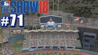 MONSTER SHOT OUT OF DODGER STADIUM! | MLB The Show 16 | Road to the Show #71