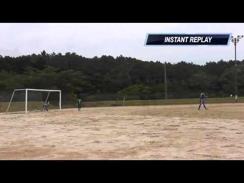 Kai's goal scenes Veertien vs Leggenda Gifu
