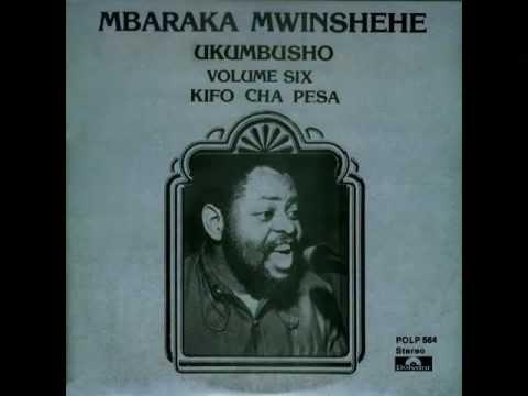 Mbaraka Mwinshehe & Super Volcano - Ukumbusho Volume 6