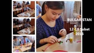 Pamukyazı Primary School Learning through games to keep children at school