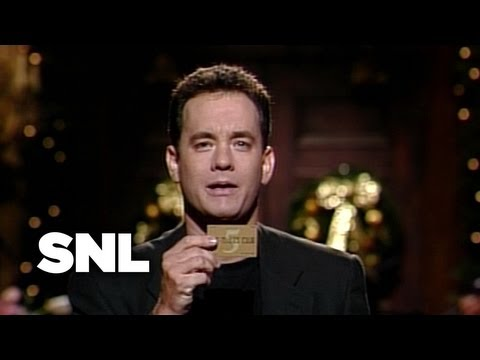 Tom Hanks Monologue: Five-Timer Club - Saturday Night Live