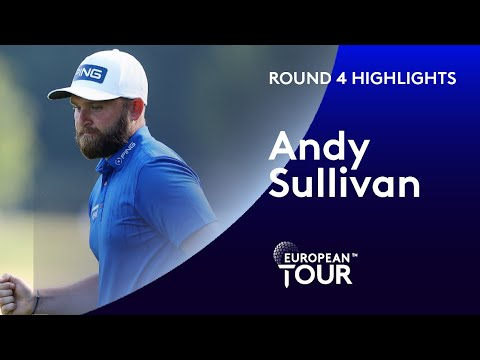 Andy Sullivan shoots final round 65 to win | English Championship