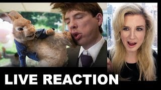 Peter Rabbit 2 Trailer REACTION
