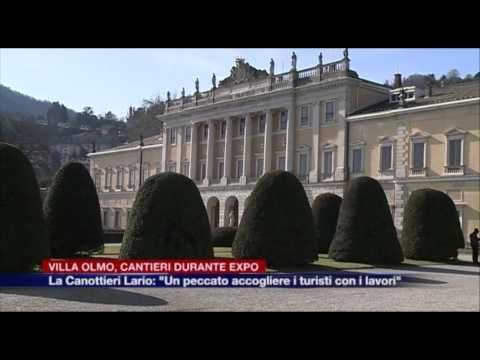 Etg - Lavori a Villa Olmo, i dubbi per i cantieri durante Expo