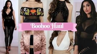 Huge Boohoo Try On Clothing Haul || 2017 Style