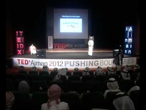 TEDxAjman - Saud Al Shamsi - Reaching Your Goals