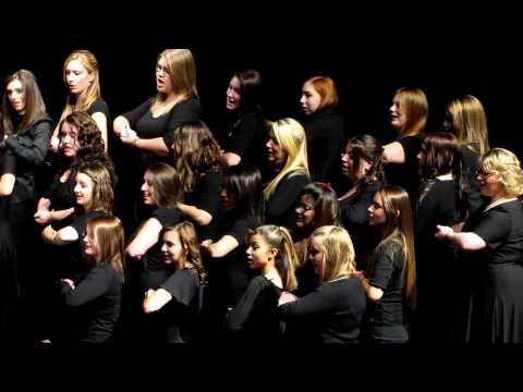 2010-12-16 04 NHSS Santa Fund Concert-Chorale-Long Live the King.MOV