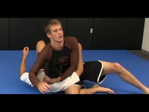 Keenan Teaches Closed Guard Hip Heist Pass
