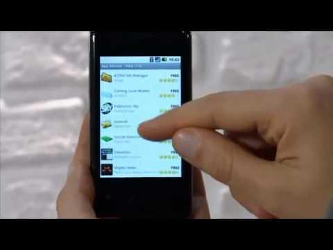 LG E720 Optimus Chic - LG in the Box