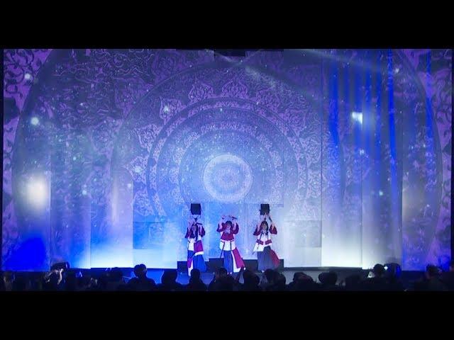 """sora tob sakana - 2019.09.22 ヒューリックホールでのライブから""""knock!knock!""""の映像を公開 thm Music info Clip"""