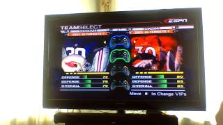 ESPN NFL 2K5 Broncos Custom Season Game 8:Arizona Cardinals V. Denver Broncos