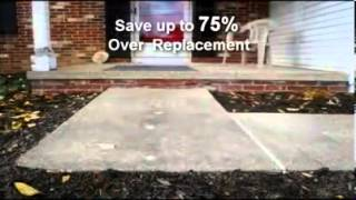 The A-1 Concrete Leveling Difference