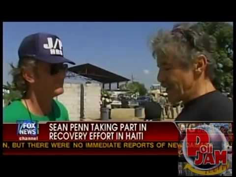ODD SIGHTING: Hugo Chavez's buddy Sean Penn does interview with Fox News
