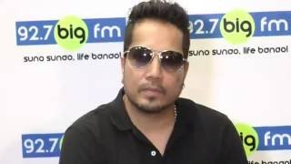 Meet & Greet With Mika Singh For His Newly Released Single Chhori