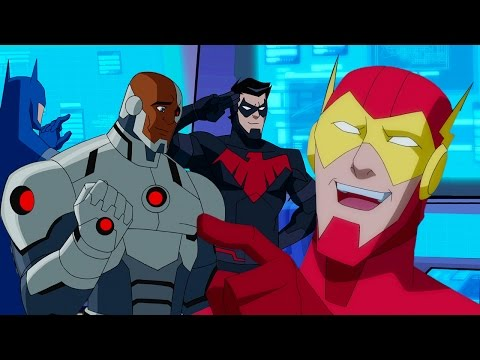 Batman Unlimited | Team Bonding | DC Kids