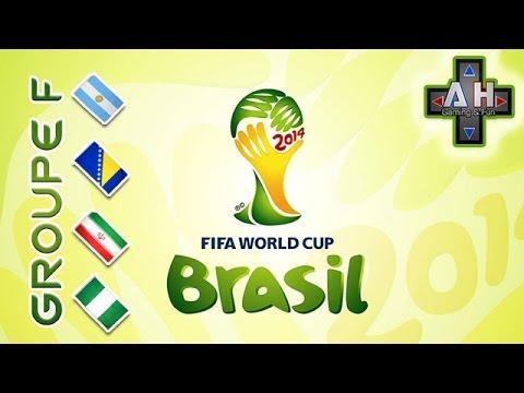[cdm 2014] - Iran X Nigeria - Résumé | Groupe F video