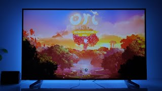 Ori and the Blind Forest: Definitive Edition Nintendo Switch dock mode | 4K HDR10+ TV 138cm