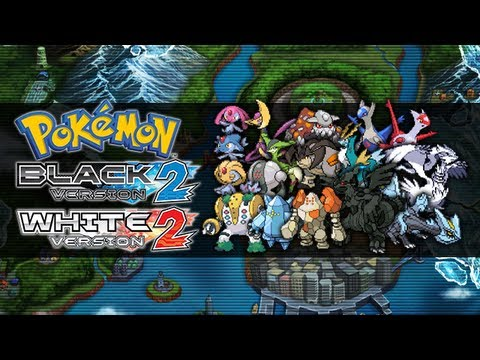 Pokemon Black 2 and White 2 | Legendary Pokemon
