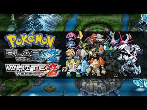 Black Pokemon Names Pokemon Black 2 And White 2