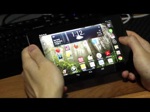 Nexus 7 2nd Gen - Many Performance and Quality Test