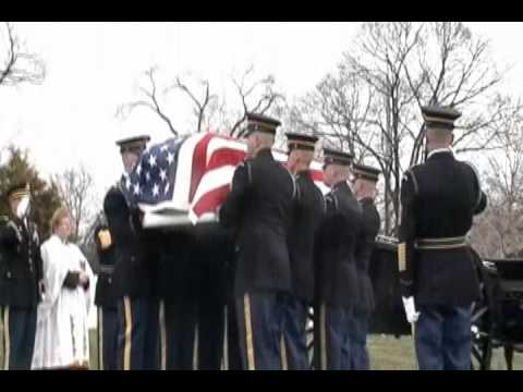 Frank Buckles Viewing And Funeral At Arlington National Cemetery