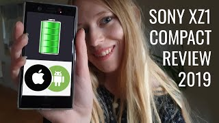 Sony Xperia XZ1 Compact Review 2019 - Powerful small android phone - Will it also lure iPhone users