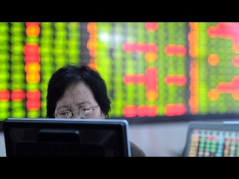 China shares: Regulator takes action after slide