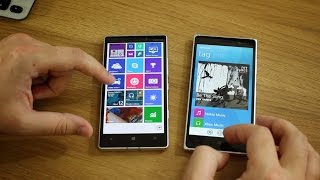 Lumia 930 vs. Lumia 830 - What's the difference?