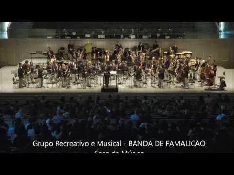 Banda de Famalicão - Bugler's Dream & Olympic Fanfare And Theme