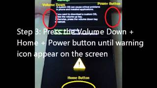 How To Root Samsung Galaxy Note.wmv
