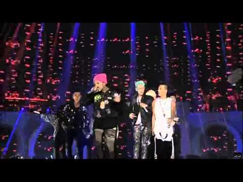 BIG BANG -GARA GARA GO ALIVE TOUR IN SEOUL 2012