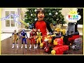 foto Ryan unlocks the Biggest Power Rangers Ninja Steel Surprise Toys Ever!!!