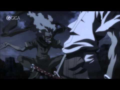 Gewalt, Sex Und Teddybärmänner - Afro Samurai - Anime Awesome video