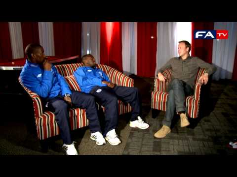 FATV Exclusive Interview - Jermain Defoe and Shaun Wright-Phillips