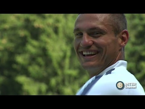 PINZOLO 2014 - ALLENAMENTO INTER REAL AUDIO 10 07 2014