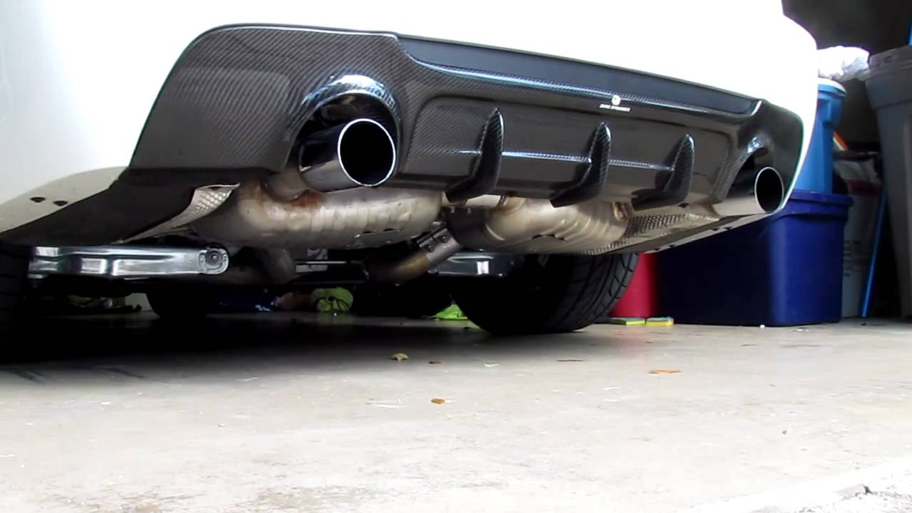 2011 335i n55 with bmw performance exhaust youtube. Cars Review. Best American Auto & Cars Review