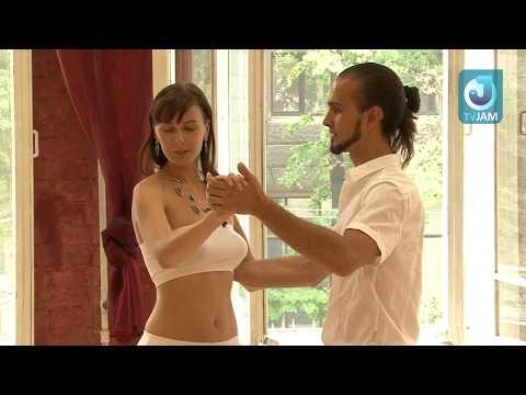 Видео-уроки аргентинского танго для начинающих. Урок №5