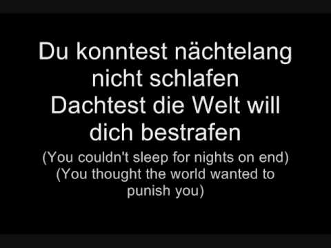 Oomph - Lass mich raus