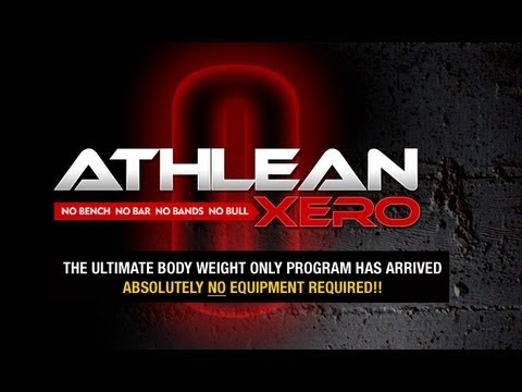 ATHLEAN XERO - Bodyweight Only Workout Program