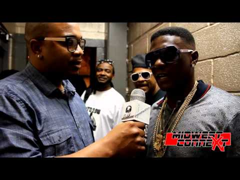 Lil Boosie First Performance Since Released From Prison W  1djdj [nashville, Tn] - Midwest Connext video