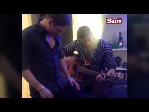 Lee Ryan & Duncan James - Jam Session (03.02.2014) klip izle