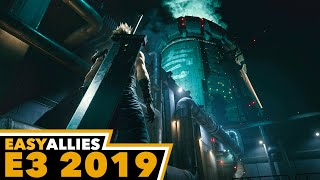 Talking FF VII w/ The Completionist - E3 2019 (Day 4 Highlight)
