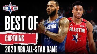 Best Of LeBron & Giannis | 2020 NBA All-Star