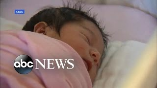 Woman Delivers Baby in Hospital Toilet