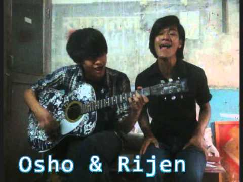 The Edge - Oh Suna Maya Cover By Rijen & Osho (2013) video