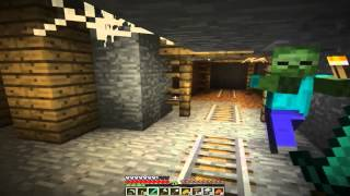 Minecraft Tornado Survival S2E5 (Weather and Tornado Mod)