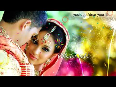 aa dhoop maloon main tere haathon me || Love song || Whatsapp status video