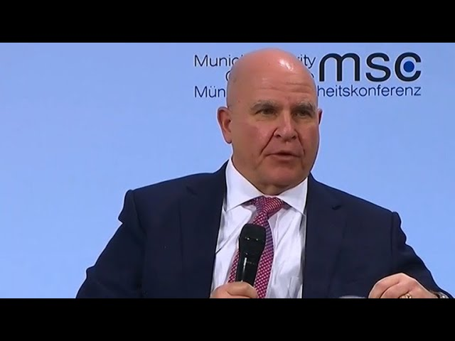 """McMaster: Evidence of Russian meddling is """"incontrovertible"""""""